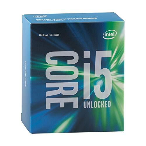 Intel Core i5 6600K 3.50 GHz Quad Core Skylake Desktop Proce