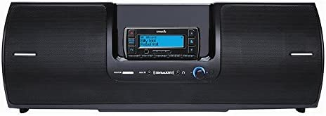 SiriusXM Portable Boombox Receiver receiver product image