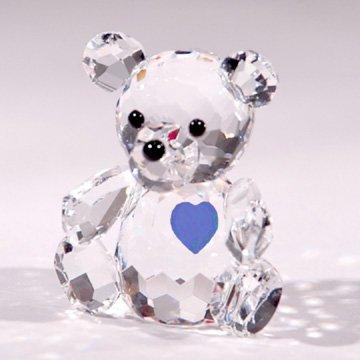 Birthstone Bear (CRYSTAL WORLD