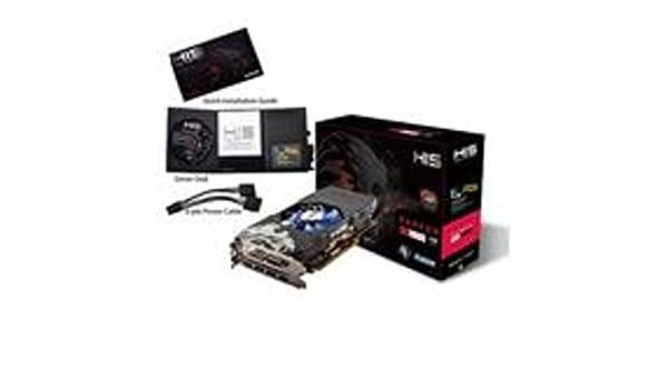 HIS HS-470R4SCNR - Tarjeta gráfica (Radeon RX 470, 4 GB ...