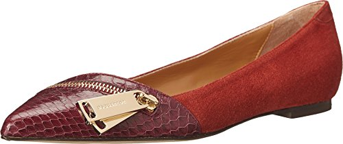 Dsquared2 Womens Plat Camoscio Ayers Bordeaux