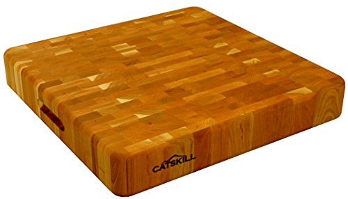(Catskill Craftsmen Wood End Grain Cutting)
