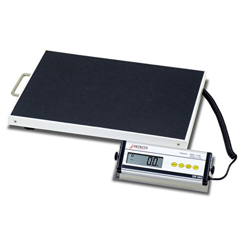 The Amazing Detecto DR660 Digital Bariatric Scale by Detecto