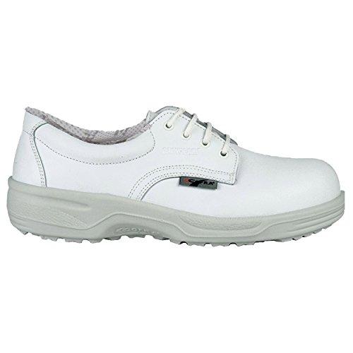 """Cofra 77730–005.w37taglia 37""""Enea S2SRC Scarpe di sicurezza, colore: bianco"""
