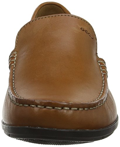 On Men's Geox U Cognac 2 Loafer Slip Simon wOXfqTU
