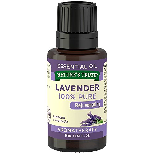 Nature's Truth Aromatherapy Pure Essential Oil, Lavender