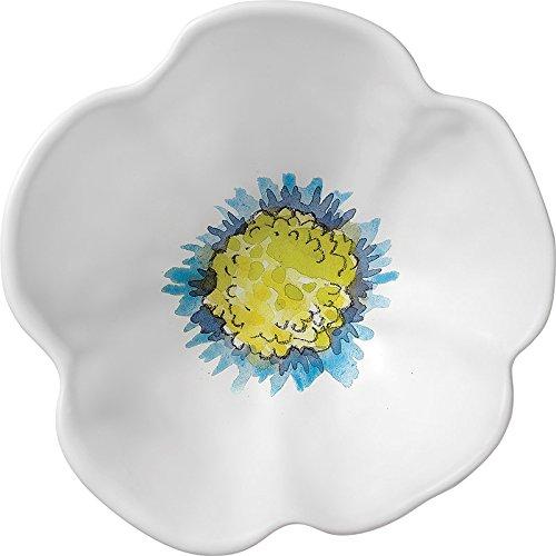 Merritt Floral Sketch Melamine 6
