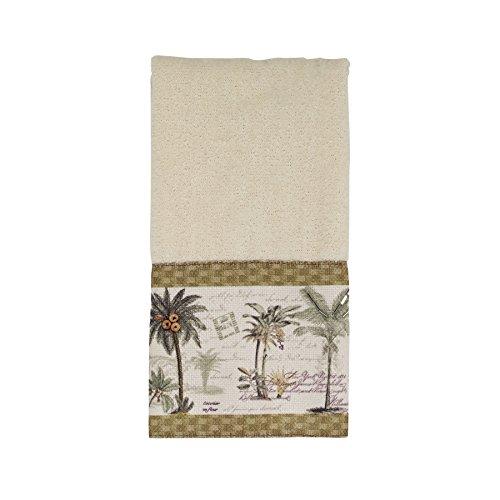 colony palm hand towel bedding