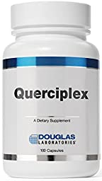 Douglas Laboratories® - Querciplex - Combination of Quercetin and Bromelain to Support Immune Cell Function and Vascular Health* - 100 Capsules