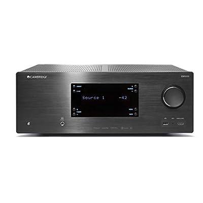 Cambridge Audio CXR200 Black AV Receiver w/ Bluetooth