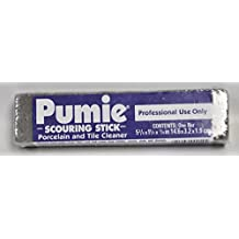 Pumie Scouring Stick Porcelain and Tile Cleaner