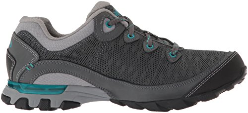 Dark Mesh Sugarpine W Medium Ii Ahnu Hiking Air Boot Women's Shadow EXUqwwz