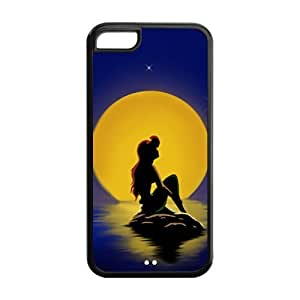 The Little Mermaid Ariel Iphone Cover Case for Iphone 5C Phone Cases