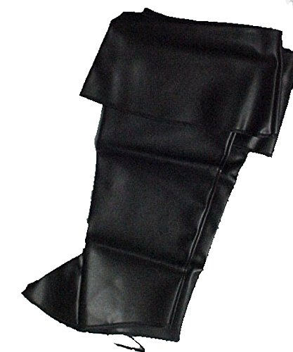 [Cavalier Renaissance Costume Deluxe Vinyl Boot Tops] (Pirate Costumes Boot Covers)