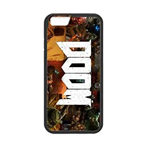 games DOOM Game Poster iPhone 6 6s Plus 5.5 Inch Cell Phone Case Black gift z004hm-2324388