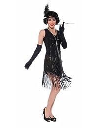 Forum Novelties Roaring 20's Swingin' In Sequins Flapper Costume