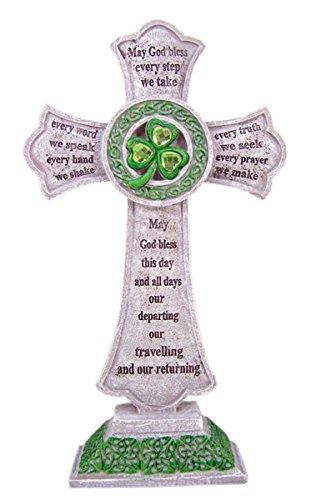 Irish Wall Cross - 9