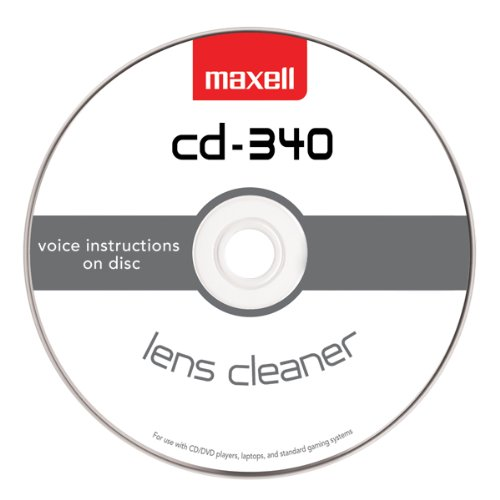 Review Maxell 190048 Cd Lens