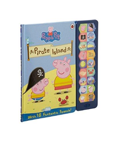 Peppa the Pig Pirate Island Sound Book