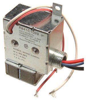 honeywell r841c1227 electric heater relay w spst switching rh amazon com Honeywell Electric Heat Relay Electric Furnace Sequencer Relay