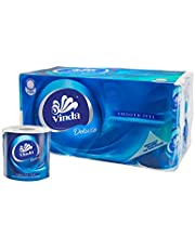 VINDA Deluxe 3 Ply Smooth Feel Toilet Tissue, 250 count (Pack of 16)