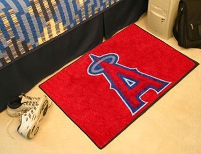 Mlb Rug - MLB - Los Angeles Angels Starter Rug