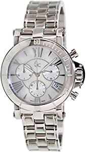 Reloj Guess Collection Gc Femme X73001m1s Mujer Nácar