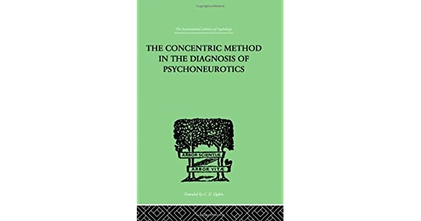 The Concentric Method In The Diagnosis Of Psychoneurotics: M