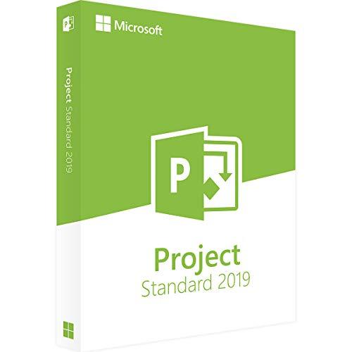 Microsoft Project Standard 2019 by Microsoft