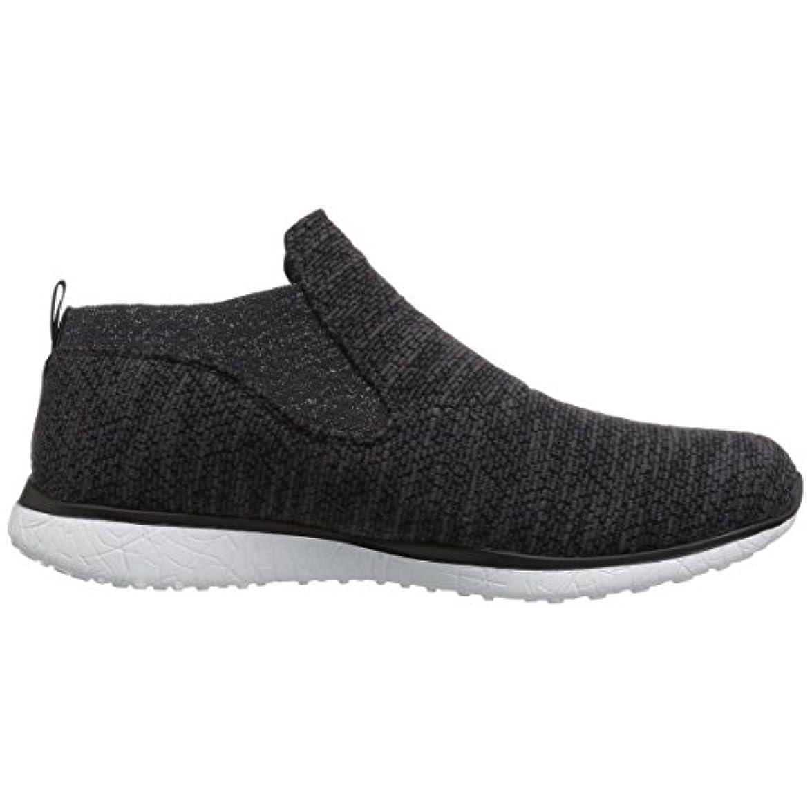 Sport Donna Microburst Supersonic Fashion Sneaker Nero Bianco 8 M Us