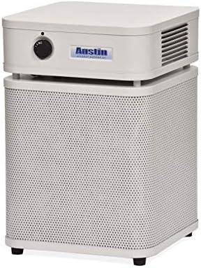 Amazon Com Austin Air A205c1 Allergy Machine Junior Air Purifier White Home Kitchen