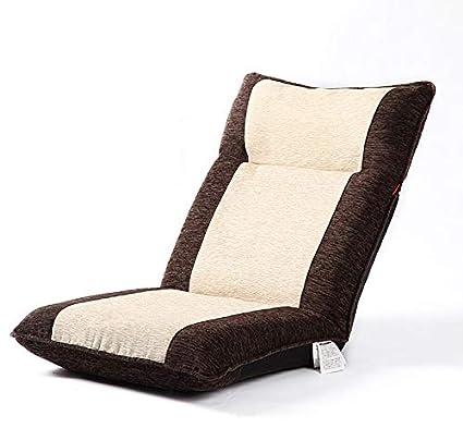 Amazon.com: HFFTLH - Sofá plegable, para suelo, libro de ...