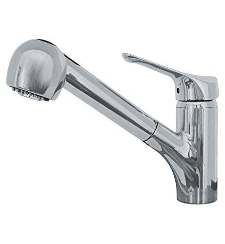 Franke Chrome Dual Faucet - 2