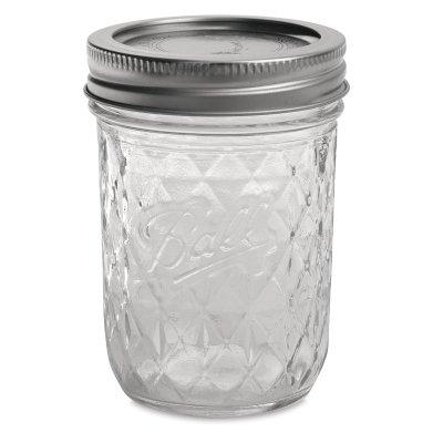 Ball SS-JAR-1440096251 1440096251 8 oz Jelly Jar Singles Rsc Clear