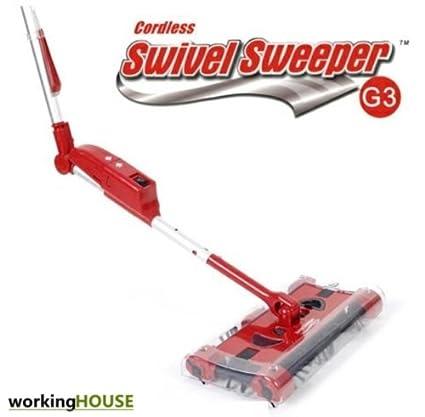 Batteria Scopa Ruotante Swivel Sweeper.Swivel Sweeper G2 Con Manico Snodabile Scopa Ruotante