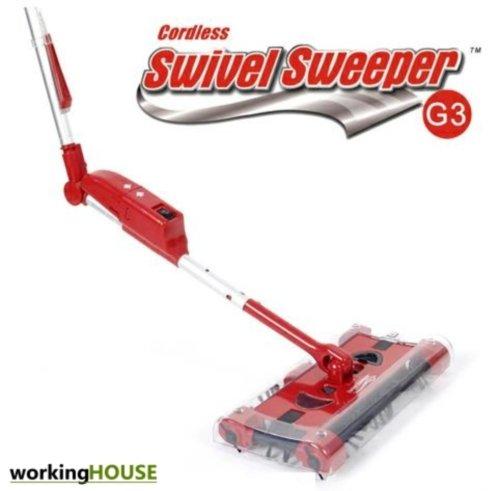 Swivel Sweeper G2 - con manico snodabile - scopa ruotante