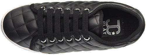 Jeffrey Campbell Zomg Black and White - Sneaker Donna, Nero/Bianco, 40