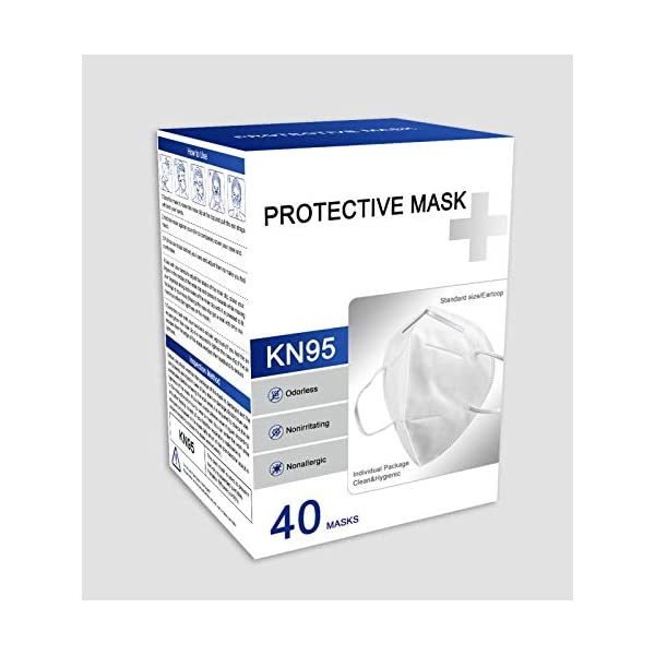 Nafy 95KN Breathing Protection Filter Face Mask
