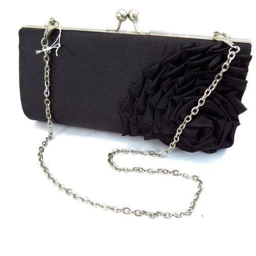 bolsa la de negro 'Scarlett' Bolso H8ZnRZ