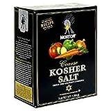 Morton Coarse Kosher Salt, 3 lbs.