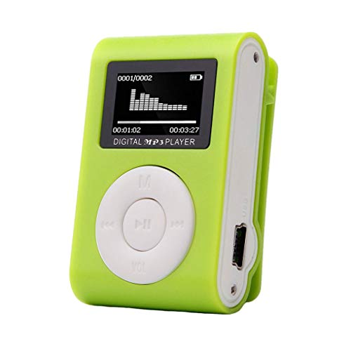 Tralntion Running Sport Mini MP3 USB Clip