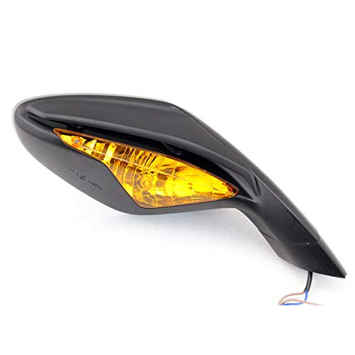 FidgetKute Right Side Rear View Mirrors Turn Signals for sale  Delivered anywhere in Canada