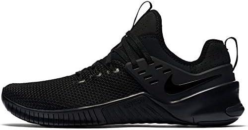 Nike Mens Free Metcon Training Shoes 11.5 D M US Black Black Black