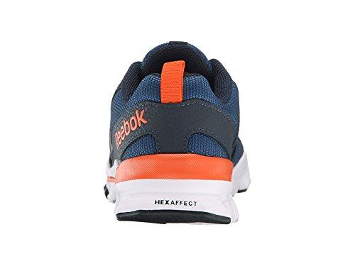 Reebok HEXAFFECT RUN WILD Chaussures multisport garçon Bleu 34,5