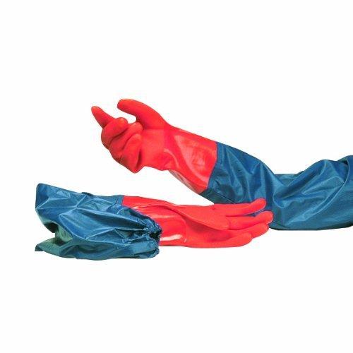 Coralife Energy Savers ACLAF9505 Aqua gloves 28-Inch (1 Pair)