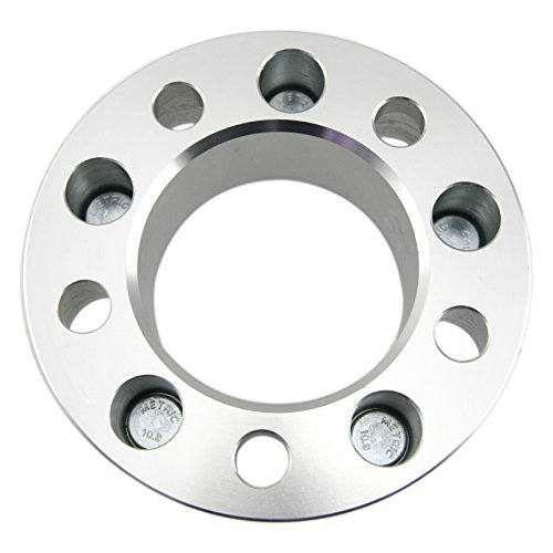 Orion Motor Tech 4pcs 2'' Wheel Spacers 5x4.75 | 12x1.5 Studs for Chevy Corvette Camaro S10 S15 GMC Jimmy Sonoma Typhoon & Cadillac Oldsmobile Pontiac by OrionMotorTech (Image #6)