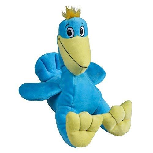 SmartPetLove Tender-Tuffs - Large Marine Plush Toy (Sitting Pelican)