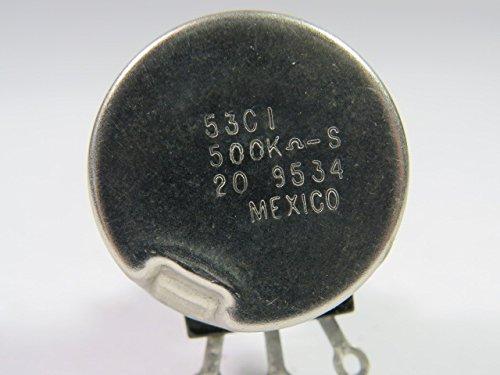CLAROSTAT 53C1-500K-S UNMP