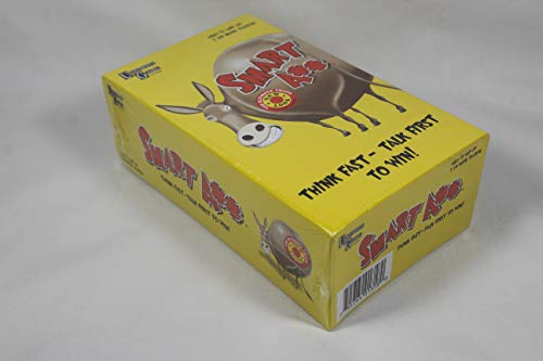 - Smart Ass The Ultimate Trivia Card Game Box