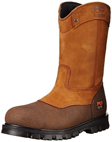 Timberland PRO Men's Rigmaster Wellington Work Shoe,Wheat Bandit,8.5 W US by Timberland PRO
